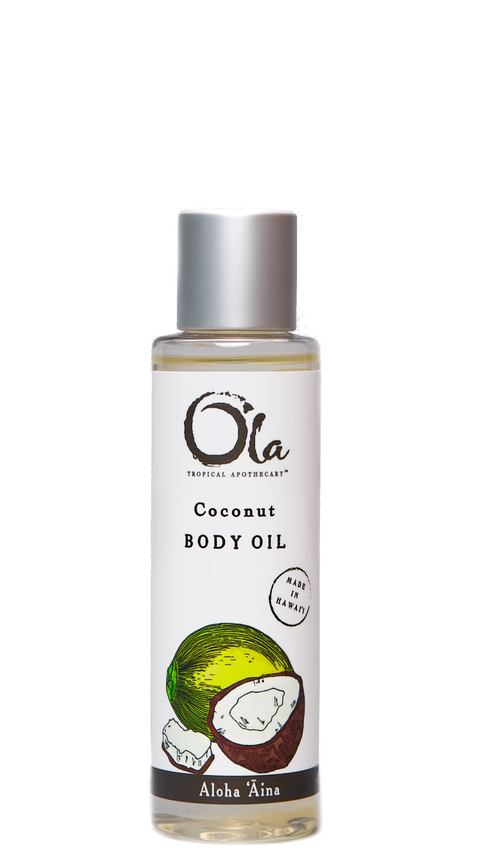 Body Oil 4oz