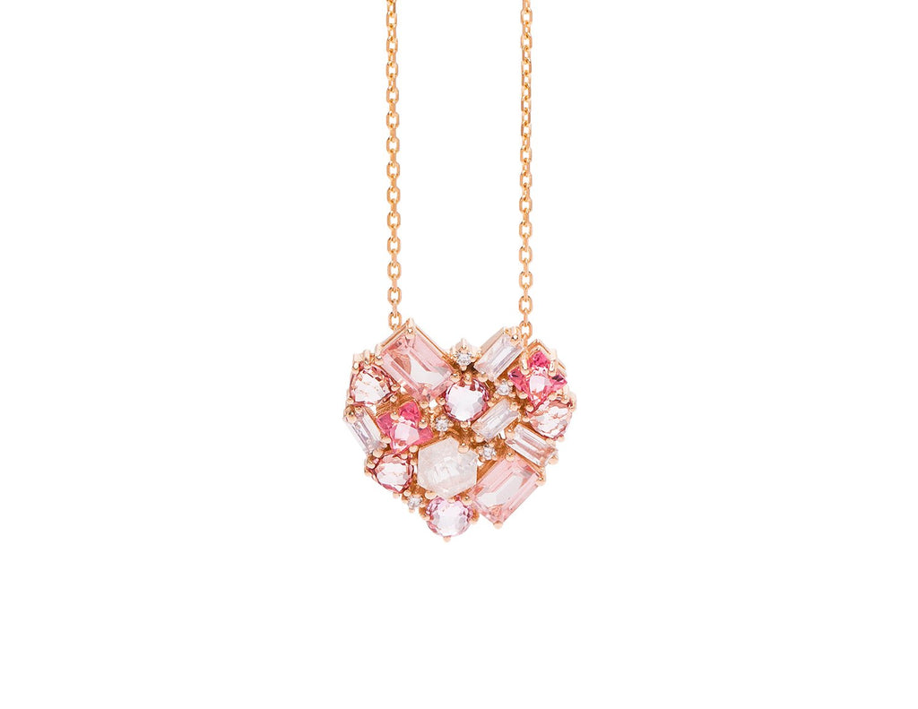 Necklace: Love Me Heart