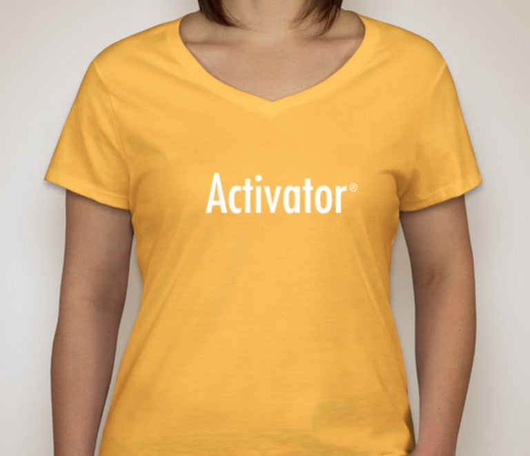 Activator T-Shirt (Ladies)