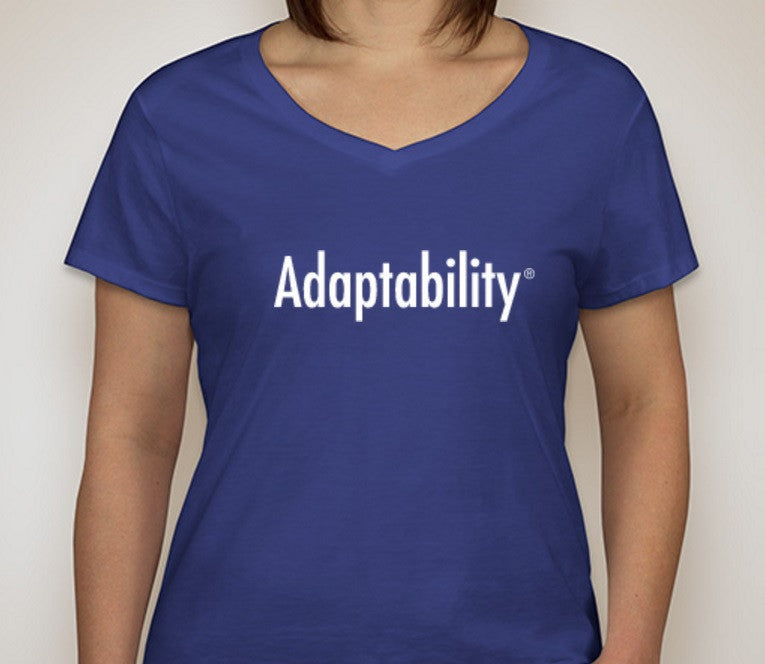 Adaptability T-Shirt (Ladies)