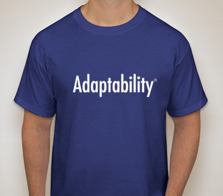 Adaptability T-Shirt (Mens)