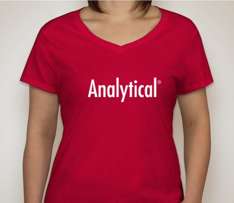 Analytical T-Shirt (Ladies)