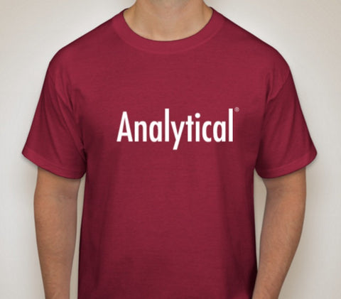 Analytical T-Shirt (Mens)
