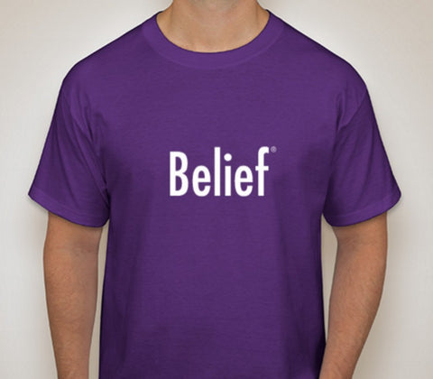 Belief T-Shirt (Mens)