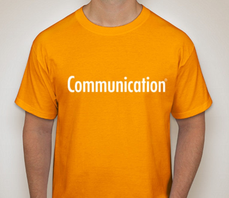 Communication T-Shirt (Mens)