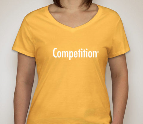 Competition T-Shirt (Ladies)