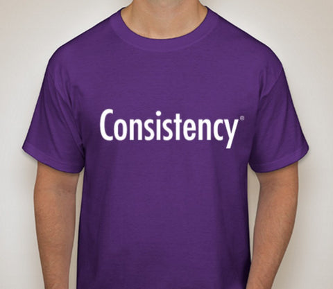 Consistency T-Shirt (Mens)