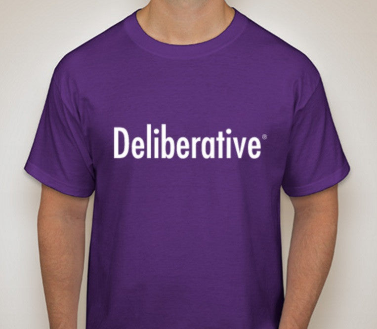 Deliberative T-Shirt (Mens)