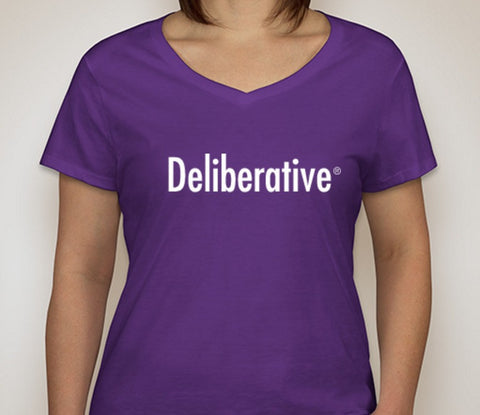 Deliberative T-Shirt (Ladies)