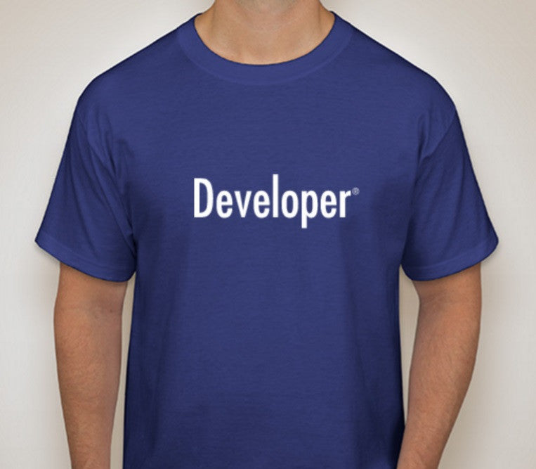 Developer T-Shirt (Mens)