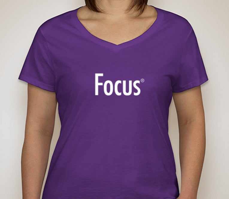 Focus T-Shirt (Ladies)