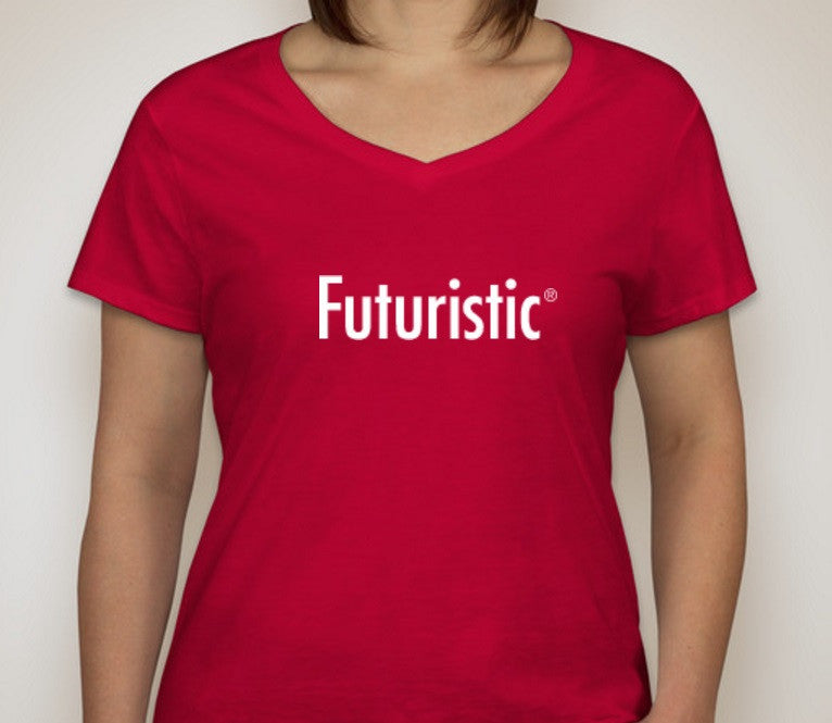 Futuristic T-Shirt (Ladies)
