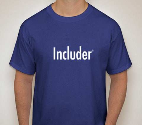 Includer T-Shirt (Mens)