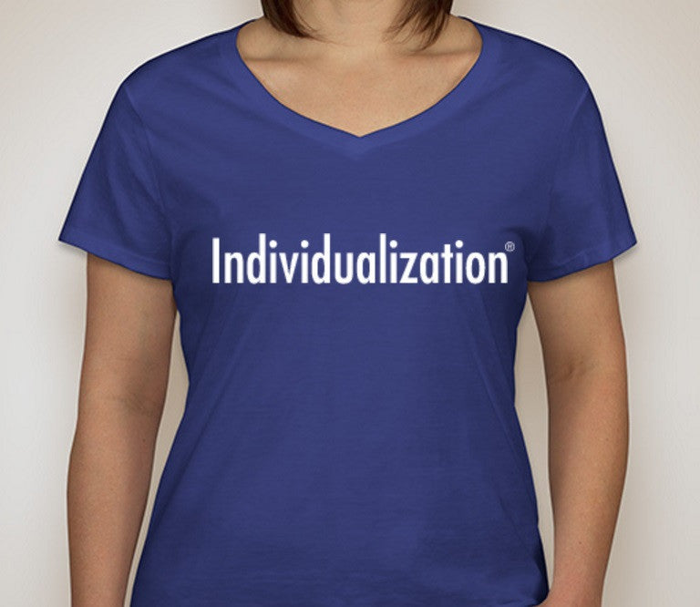 Individualization T-Shirt (Ladies)