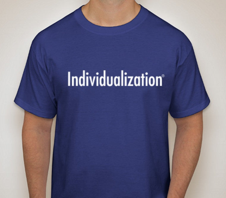Individualization T-Shirt (Mens)