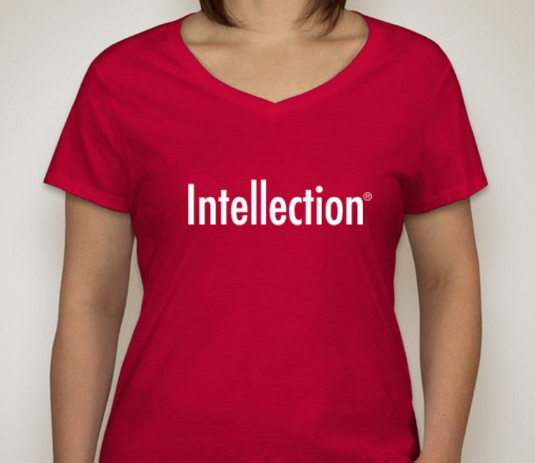 Intellection T-Shirt (Ladies)