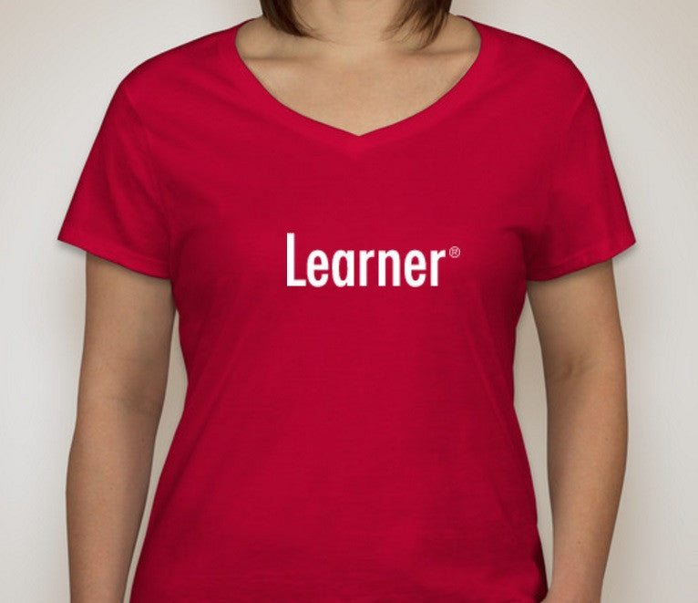 Learner T-Shirt (Ladies)