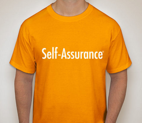 Self-Assurance T-Shirt (Mens)