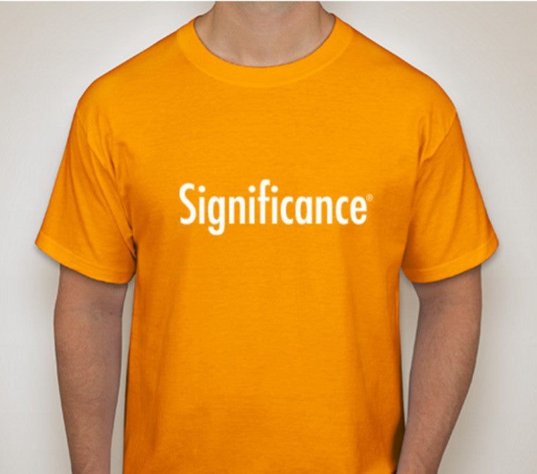 Significance T-Shirt (Mens)