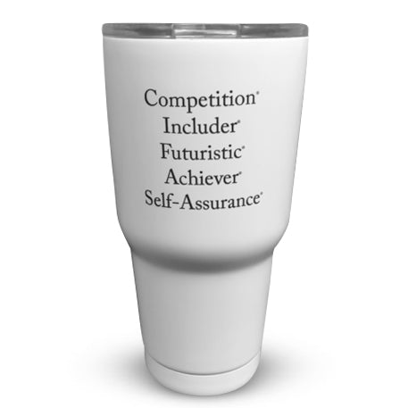 Strengths Tumbler (30oz)