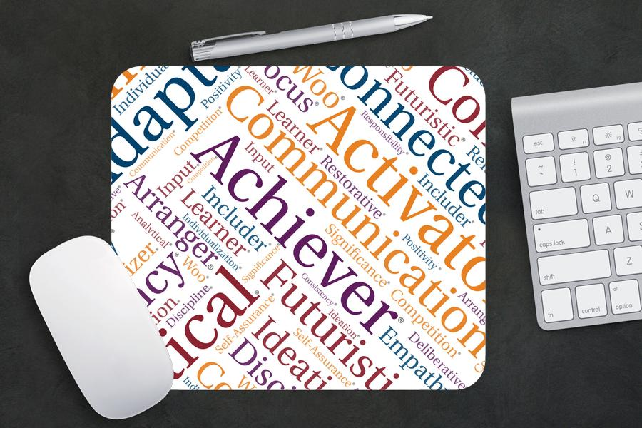 Strengths Mouse Pad