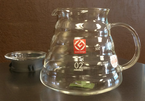 Range Server Hario V60 600ml Clear