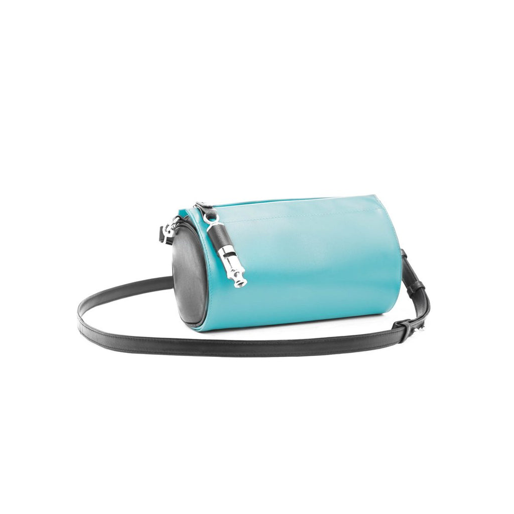 Gamechanger Barrel Cover - Solid Turquoise Lambskin