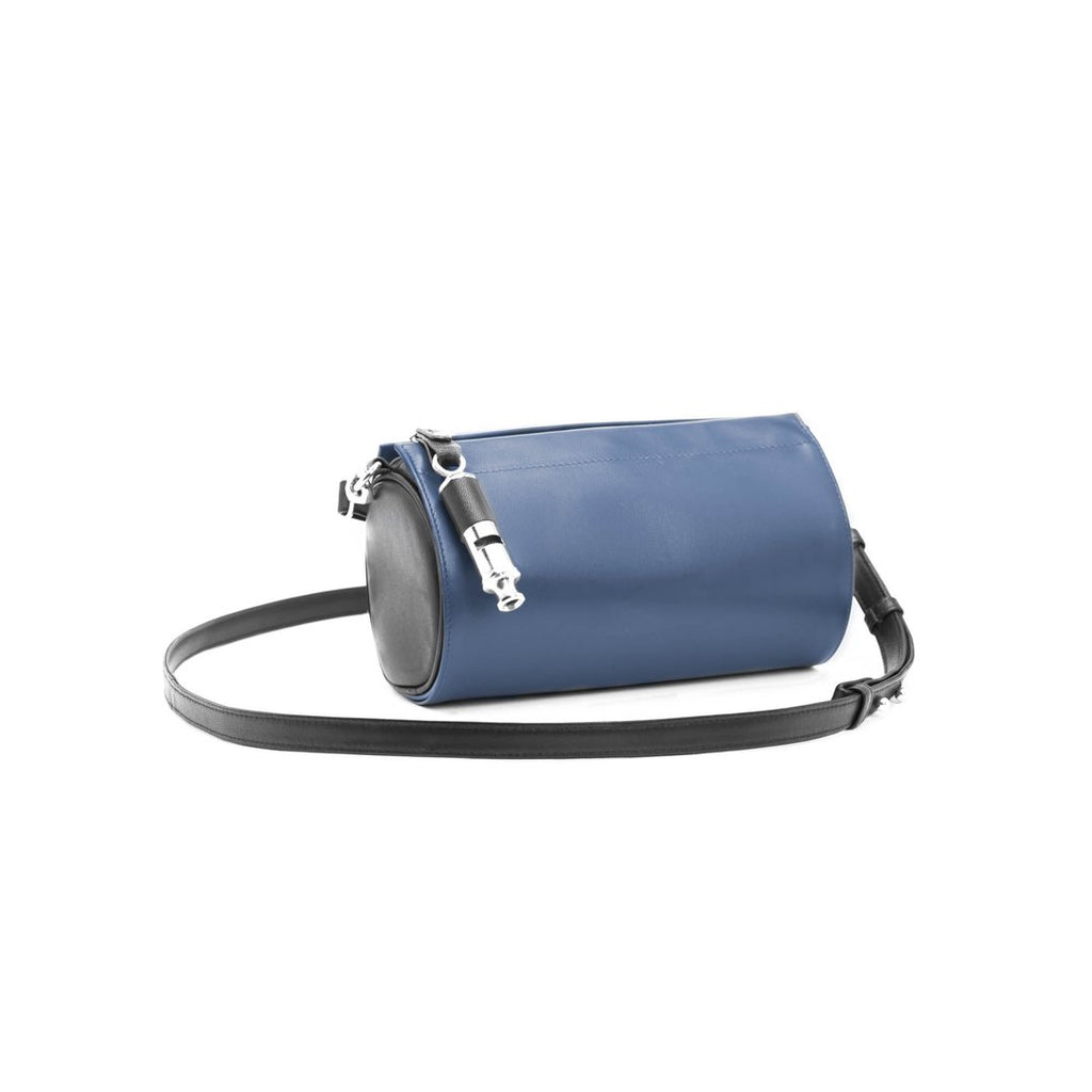 Gamechanger Barrel Cover - Solid Navy Lambskin