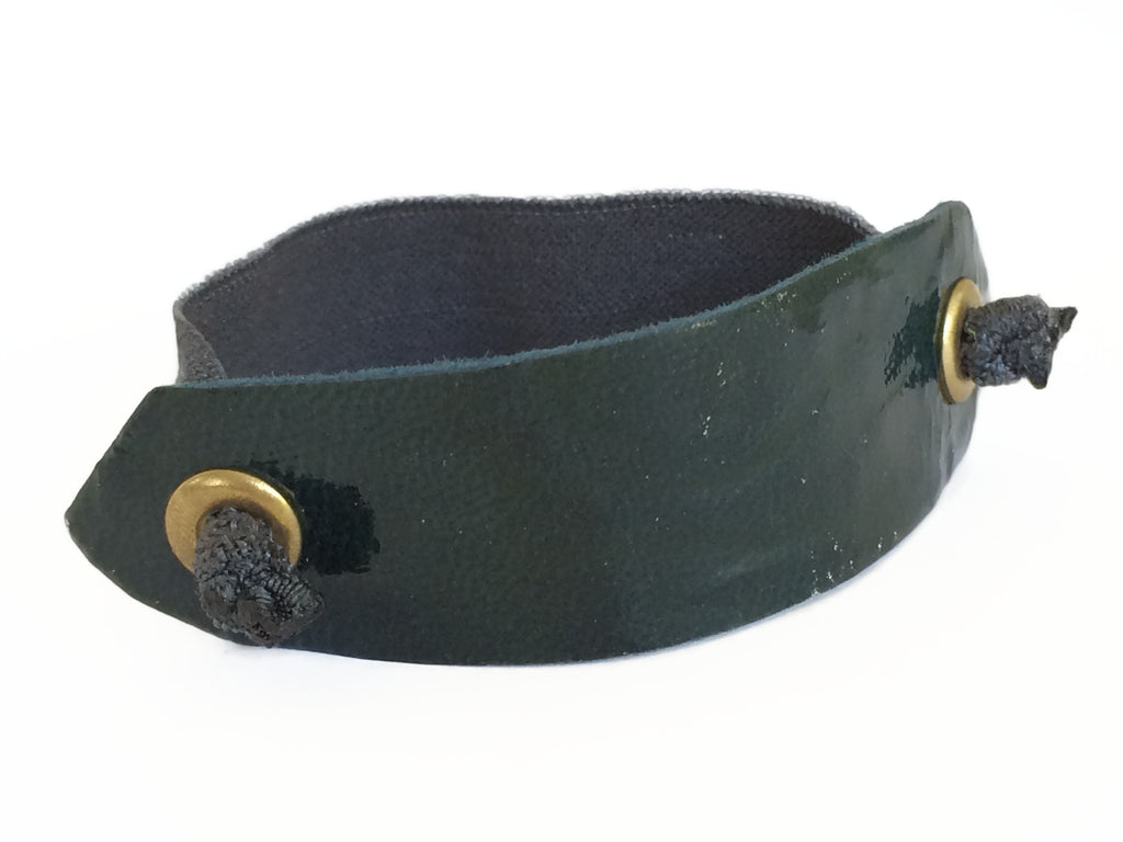 Pony Cuff - Green Gloss