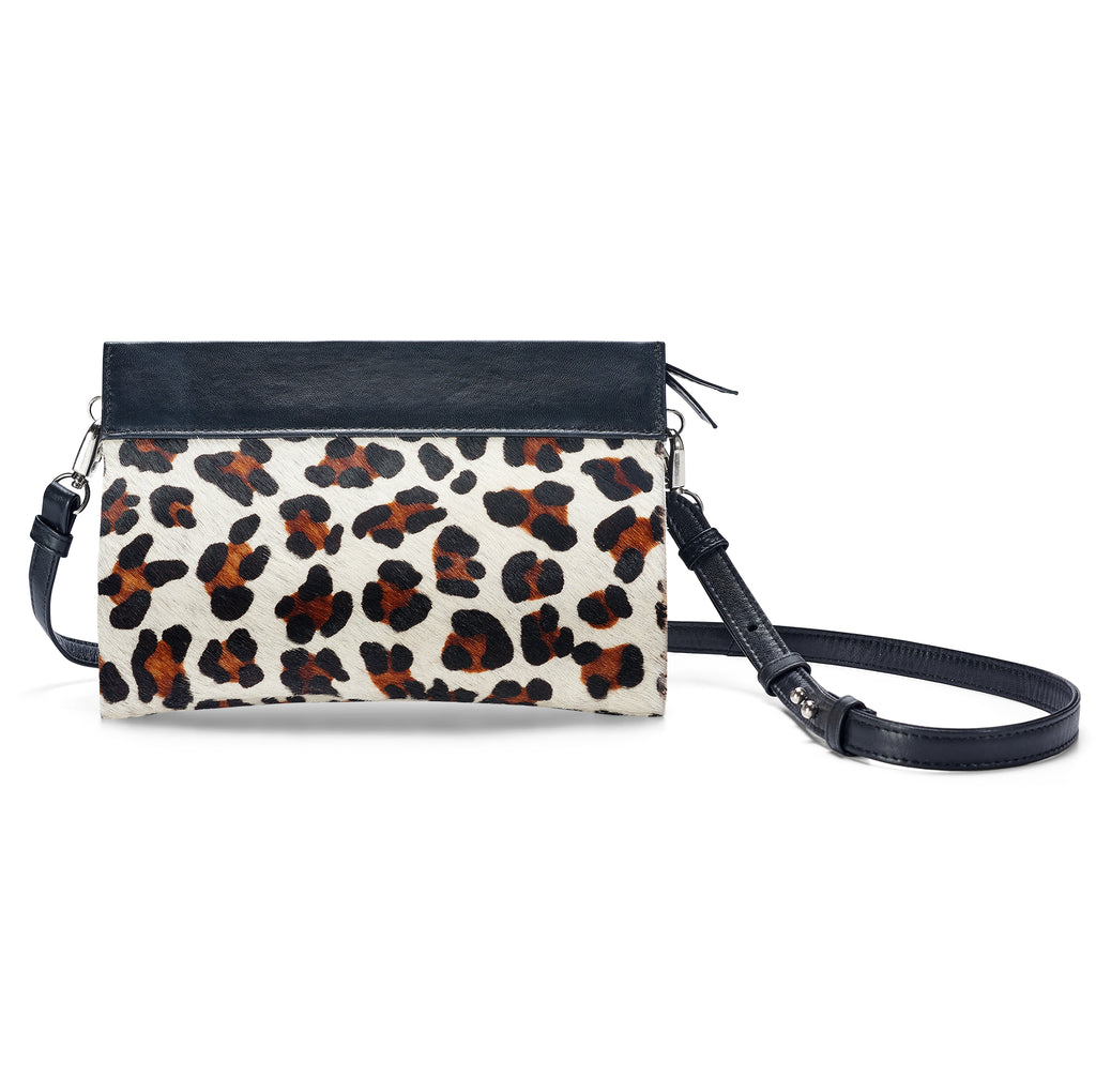 Gamechanger Classic Cheetah 5-In-1 Convertible Crossbody