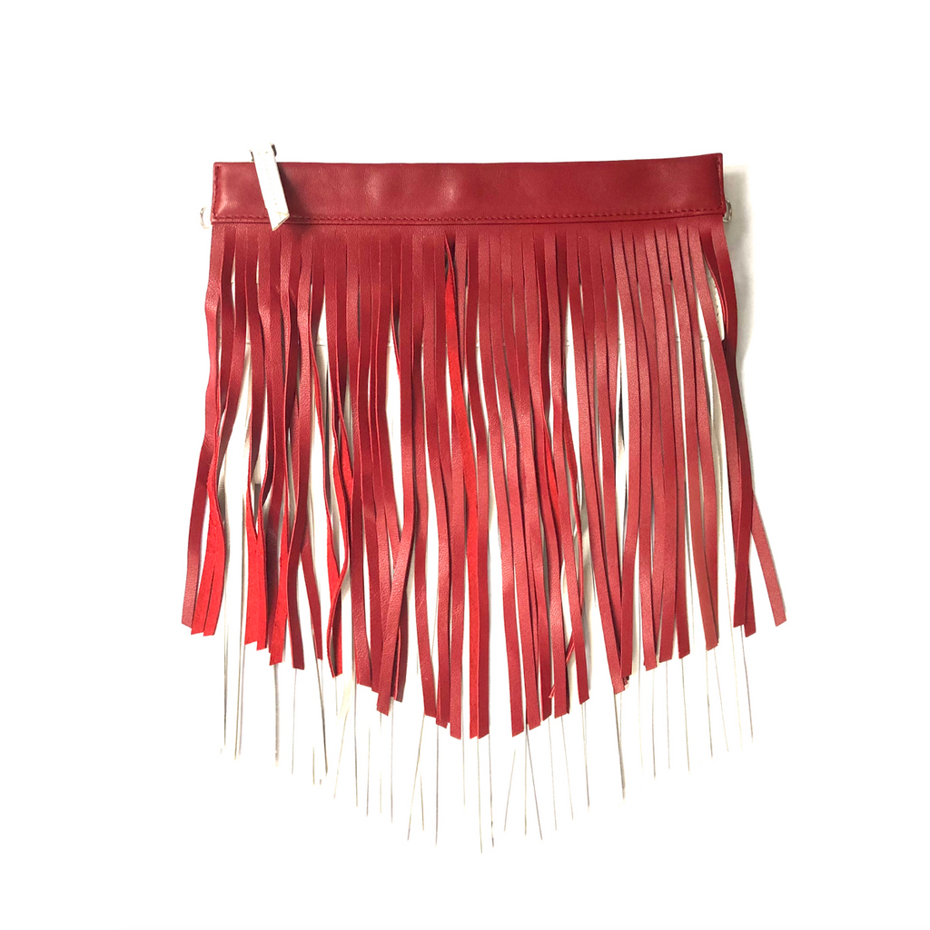 Gamechanger Classic- Fringe Alabama Lambskin