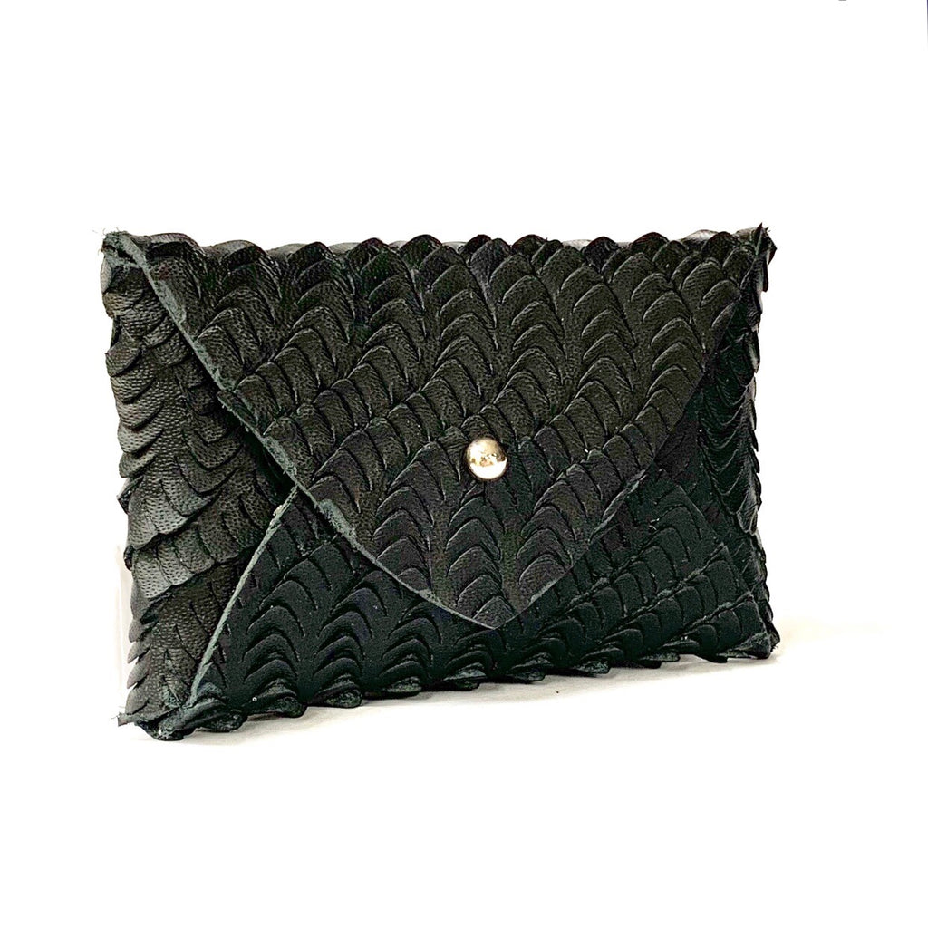 Mighty Mini Wallet - Textured Black