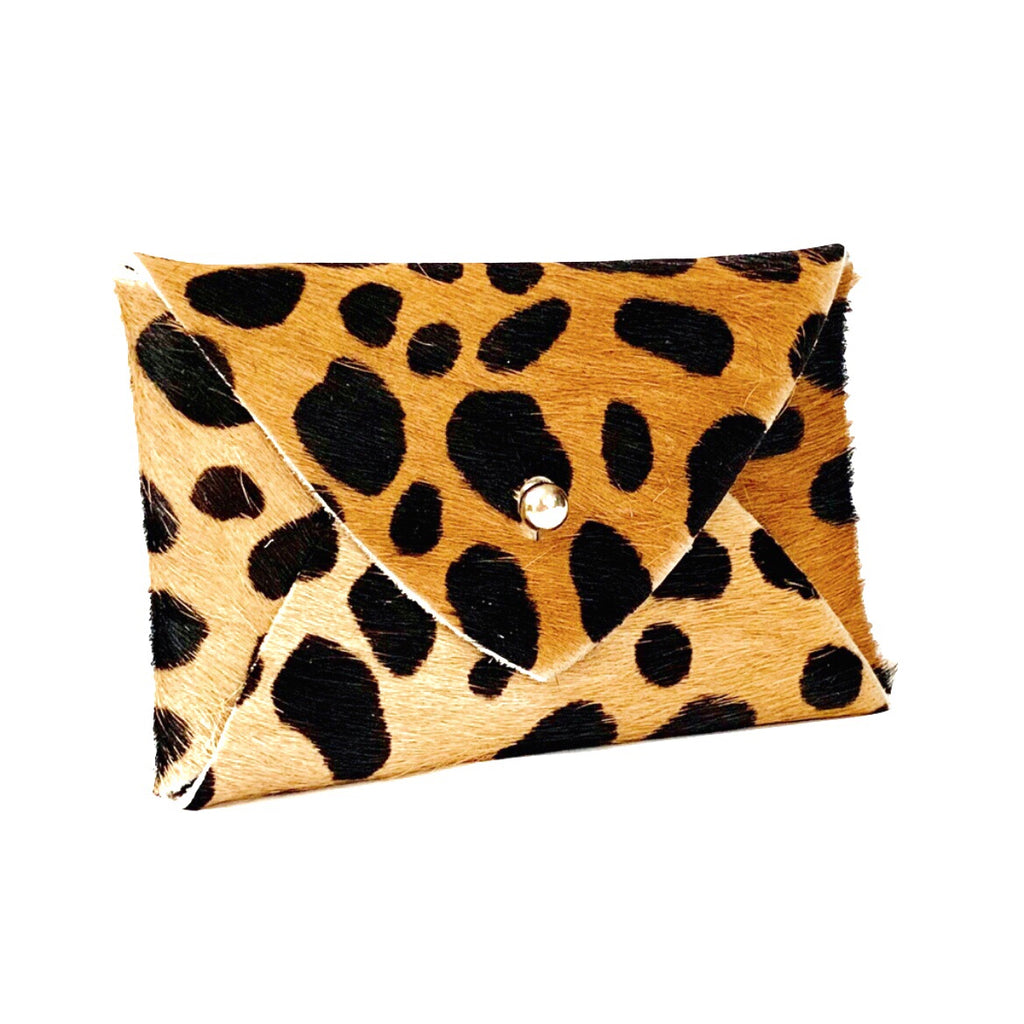 Mighty Mini Wallet - Cheetah