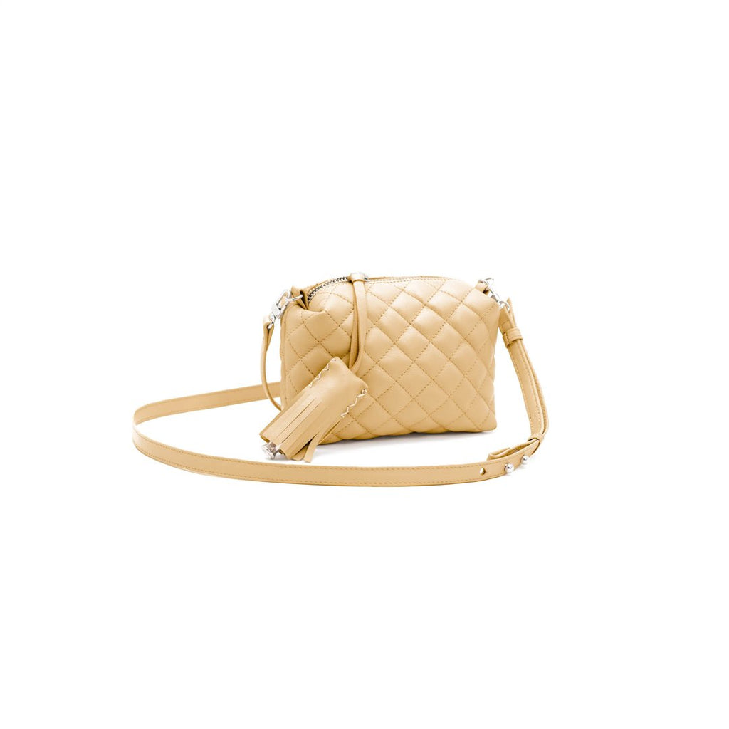 Mini Crossbody- Natural
