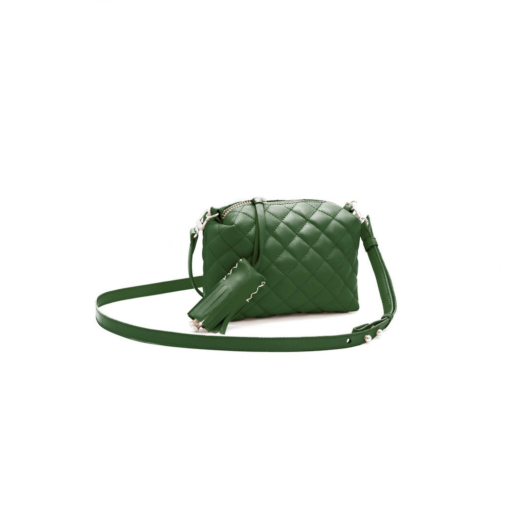 Mini Crossbody- Green