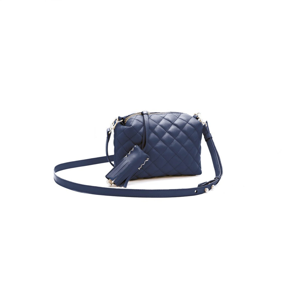 Mini Crossbody- Blue