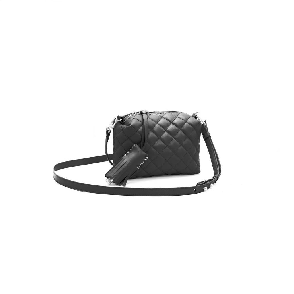 Mini Crossbody- Black