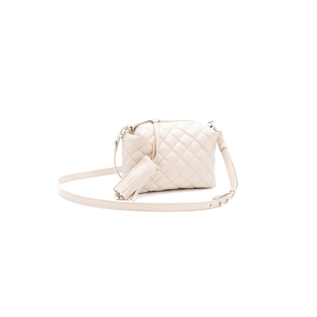 Mini Crossbody- White
