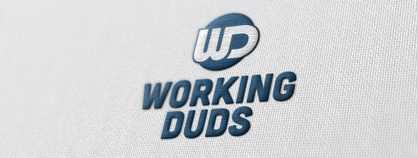 Working Duds logo - contact