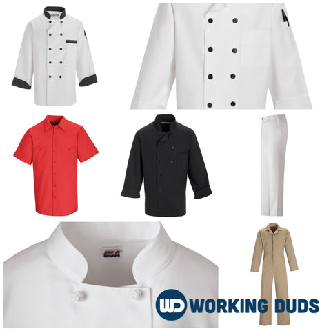 Working Duds clothing