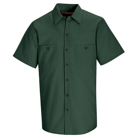 Spruce Short Sleeve Work Shirt
