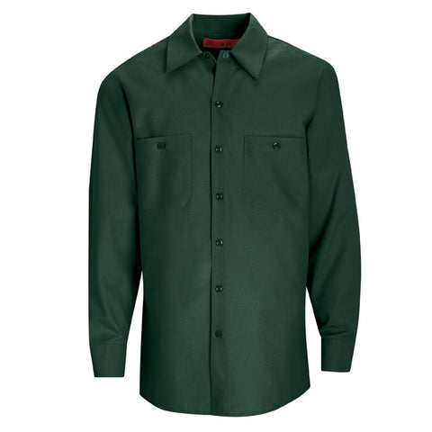 Spruce Long Sleeve Work Shirt