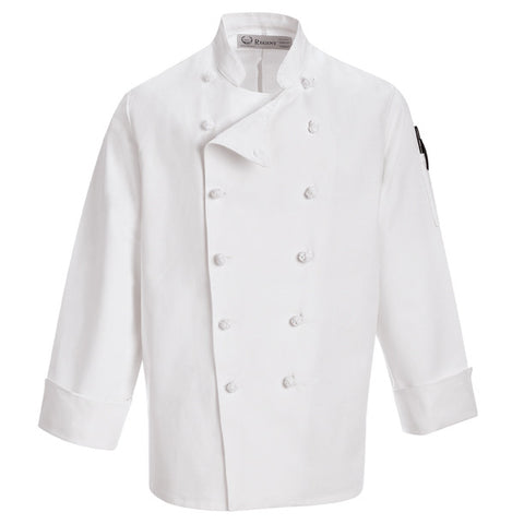 Military-Style Chef Coat