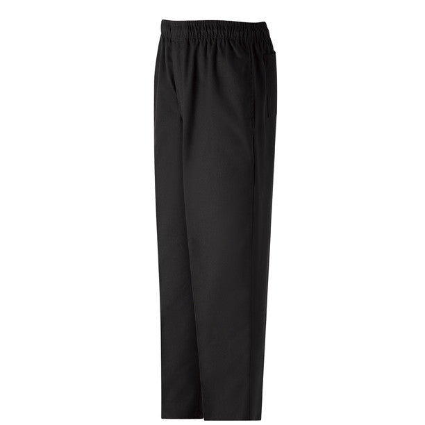 Black Baggy Chef Pants