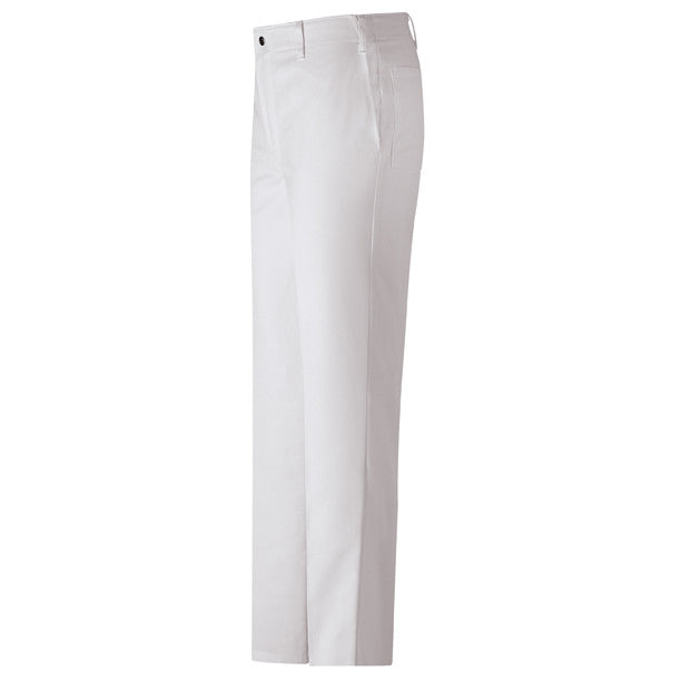 White Cook Pants