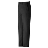 Traditional Fit Black Work Pants