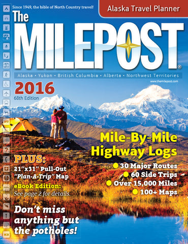 2016 Edition of The MILEPOST
