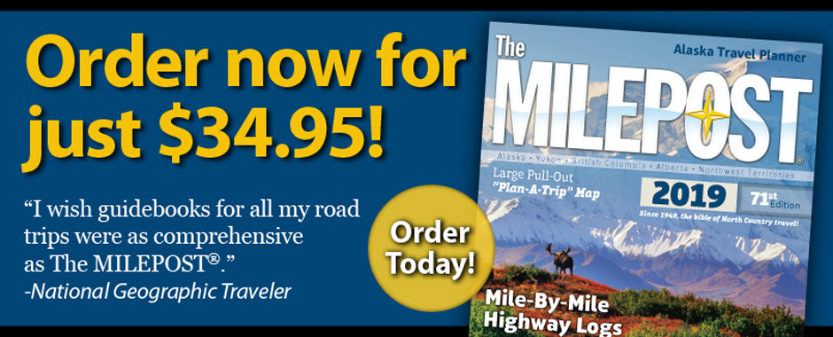 The MILEPOST 2018 just $34.95!
