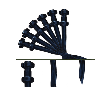 "7"" X3 Anchor Stakes - 6 pack"