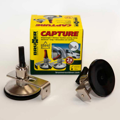 CANOPY SUCTION CLAMPS